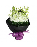 Elegant Orchids Bouquet