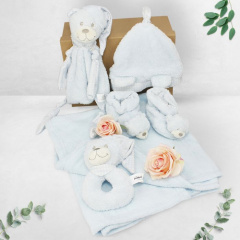 Baby Boy Cosy Pack