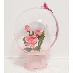 Dreamland Balloon - Pink