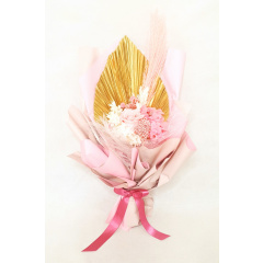 Preserved Bouquet - Pink