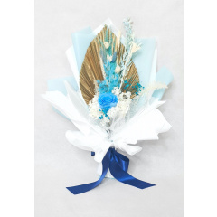 Preserved Bouquet - Blue